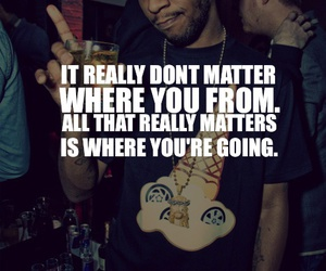 kid cudi and quote image
