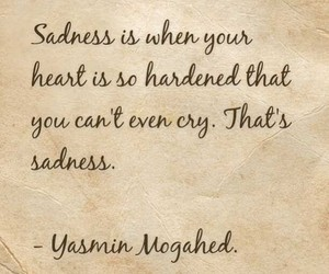 quote and sadness image