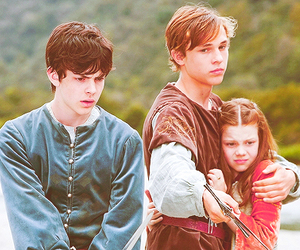 Lucy, edmund, and narnia image