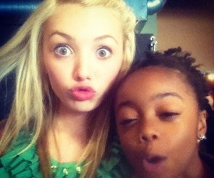 girls, skai jackson, and zuri ross image