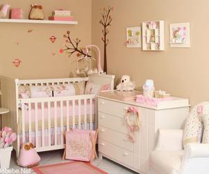 baby, nursery, and bedroom image