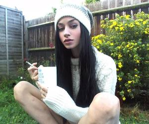 felice fawn, grunge, and hair image