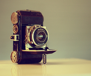 analogue, film, and vintage camera image