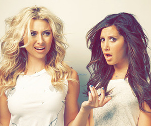ashley tisdale, hellcats, and friends image