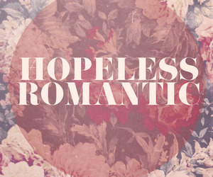 romantic, love, and hopeless image