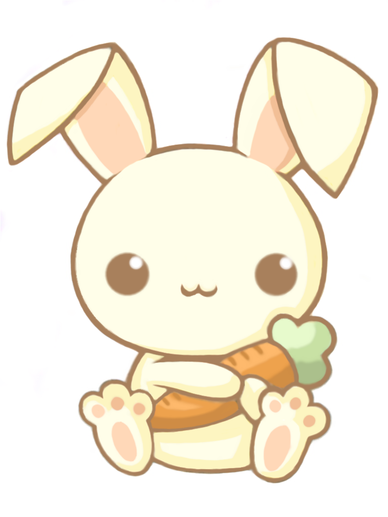 Kawaii Bunny Wallpaper Google Search On We Heart It