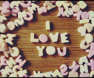 love, I Love You, and sweet image