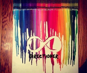 colors, forever, and directioner image