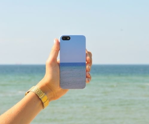 amazing, blue, and case image