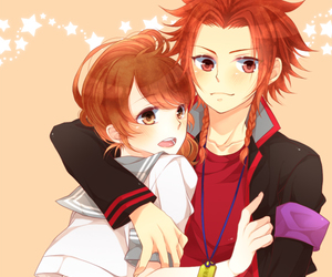 anime, ema, and brothers conflict image
