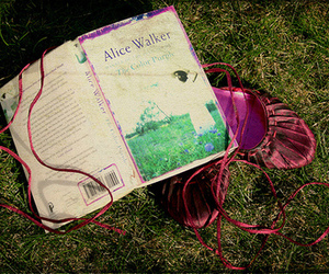 alice, book, and Walker image