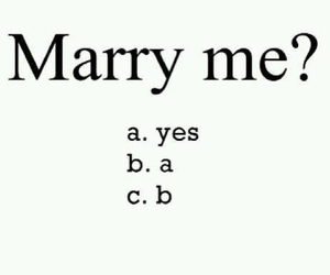 love, marry, and couple image