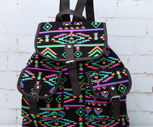 backpack and style image