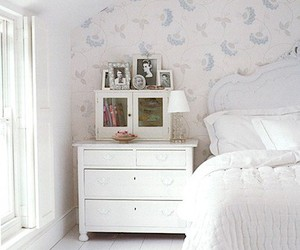 attic, pretty, and bedroom image