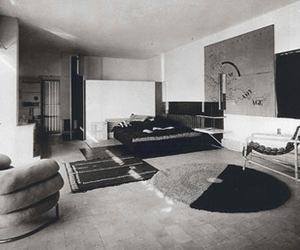 modernism, interior, and eileen gray image