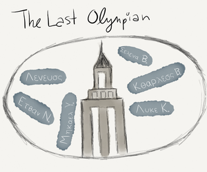 percy jackson and the last olympain image