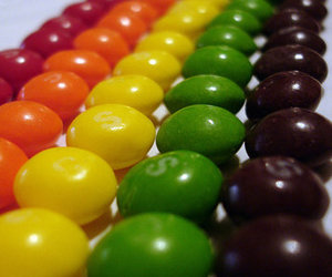 colours, skittles, and skitles image