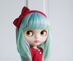 blythe, doll, and muneca image
