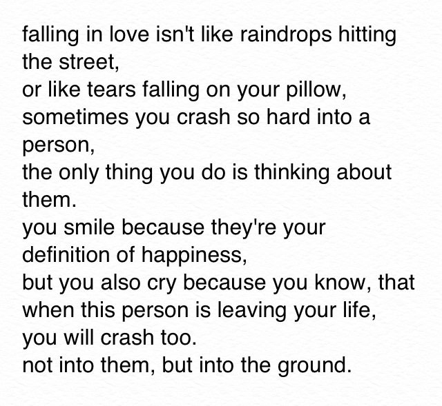 Sad love poems for boyfriend