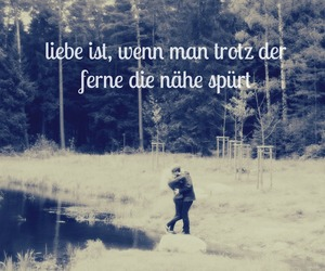 liebe, <3, and love image