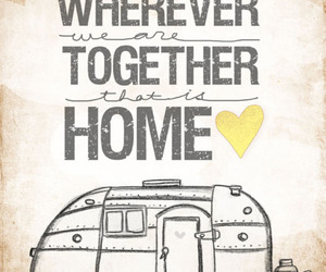 home, together, and wherever image