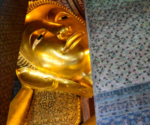 bangkok, thailand, and wat image