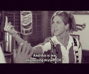 friends and Jennifer Aniston image