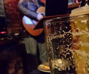 bar, music, and beer image
