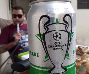 beer, narguile, and churras image
