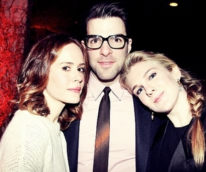 sarah paulson, american horror story, and lily rabe image