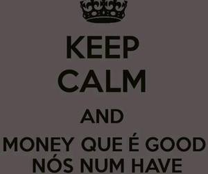keep calm and money image