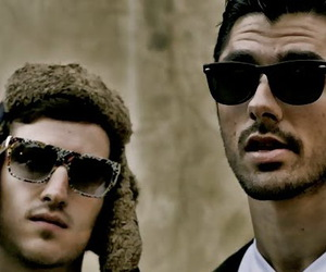 Hot, the cataracs, and sunglasses image