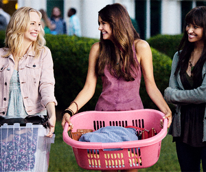 tvd, the vampire diaries, and Bonnie image
