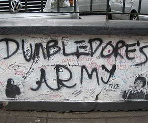 tagging and dumbledores army image
