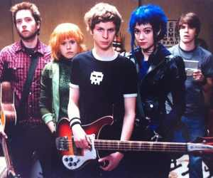 scott pilgrim, movie, and ramona flowers image