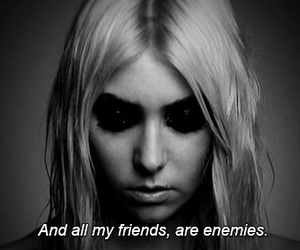 Taylor Momsen, the pretty reckless, and friends image