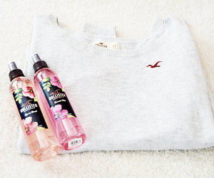 hollister, clothes, and perfume image