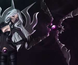 league of legends and irelia image