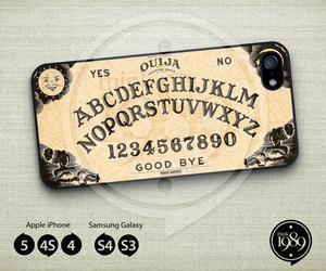 ouija board, iphone case, and iphone 4 case image