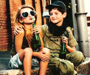 kids, boy, and couple image