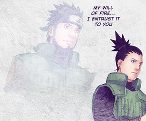naruto, shikamaru, and anime image