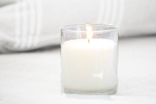candle, white, and light image