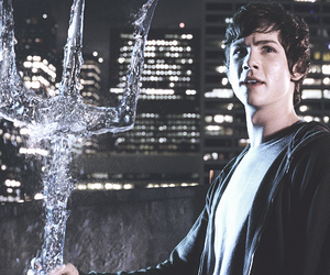 percy jackson and logan lerman image