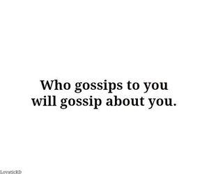 quote, gossip, and true image