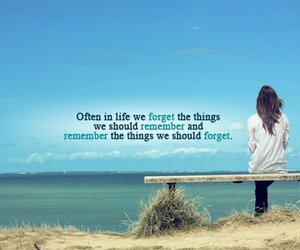 forget, life, and remember image