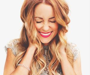 lauren conrad, hair, and smile image