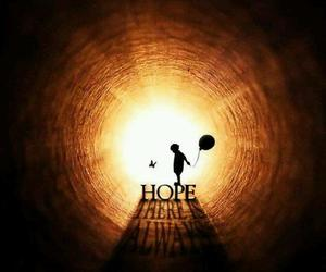 always, hope, and light image