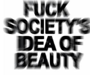 beauty, life, and society image