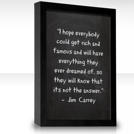 Quote by Jim Carrey: