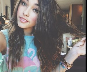 girl, pretty, and madison beer image